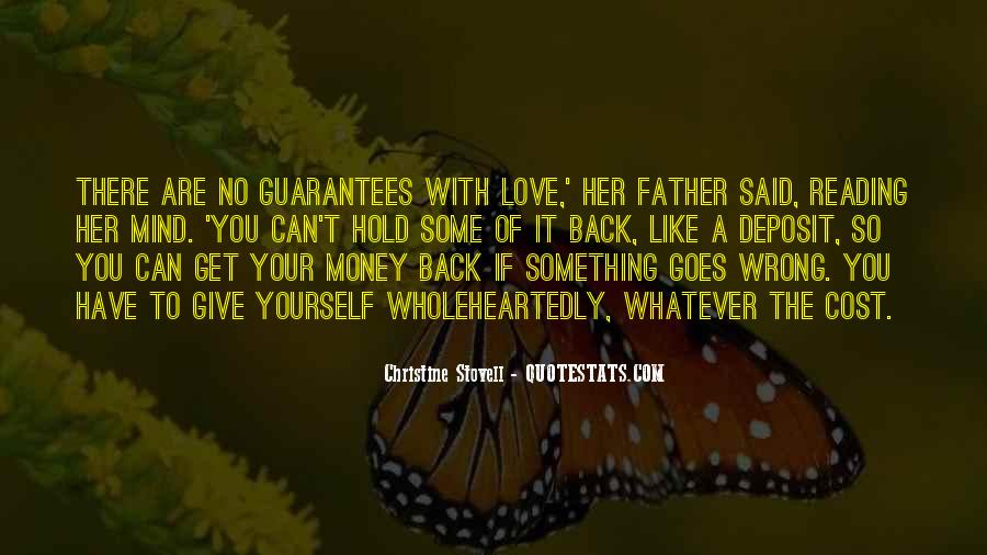 Quotes About The Love Of A Father #91709