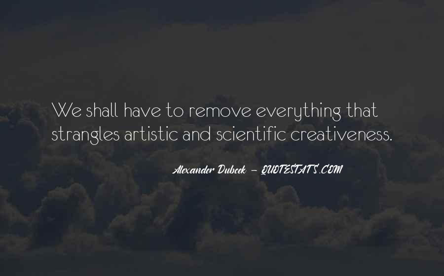 Quotes About Creativeness #1245924