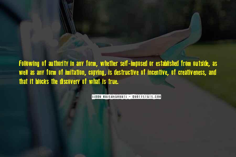 Quotes About Creativeness #762069