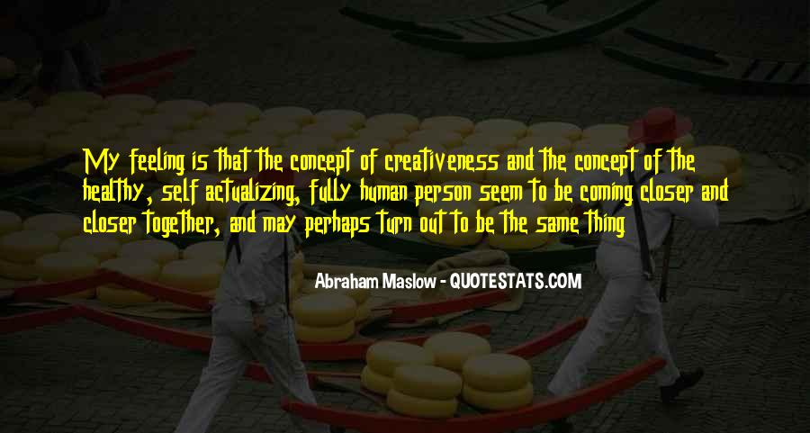 Quotes About Creativeness #785795