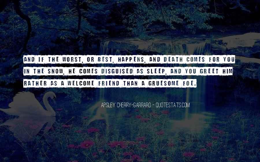 Quotes About Death Best Friend #1076690