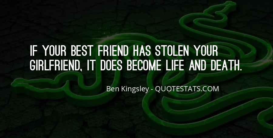 Quotes About Death Best Friend #1387422