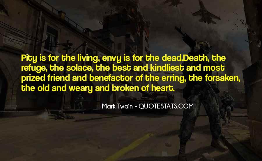 Quotes About Death Best Friend #582273