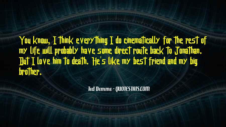 Quotes About Death Best Friend #79969