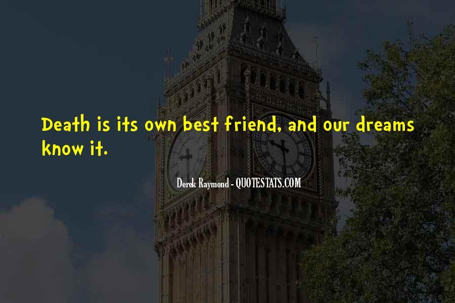 Quotes About Death Best Friend #989247