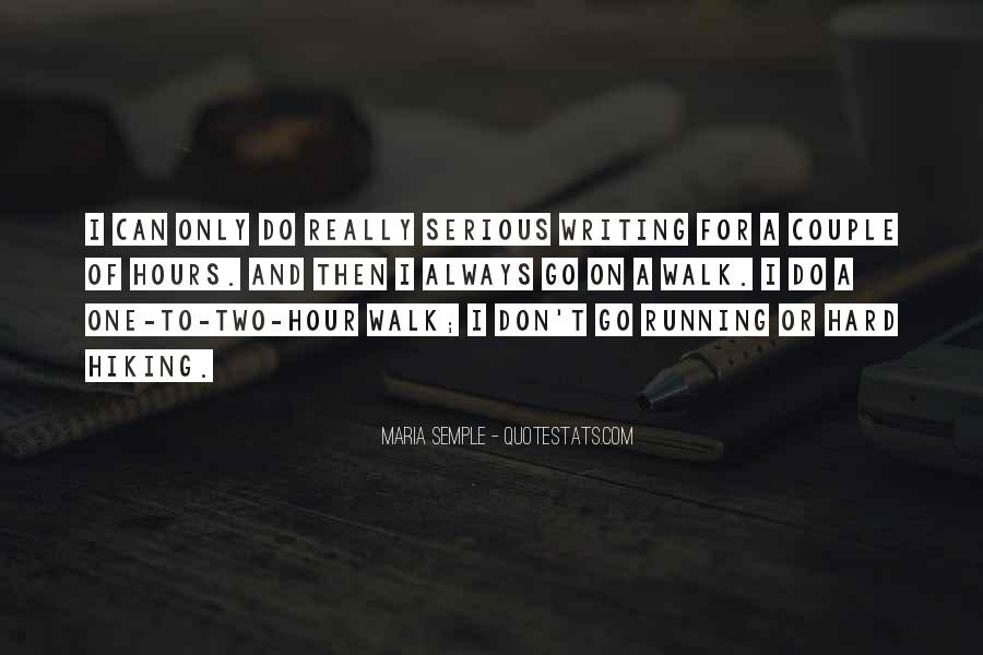 Quotes About Running Before You Can Walk #125124