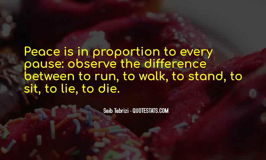 Quotes About Running Before You Can Walk #1675191