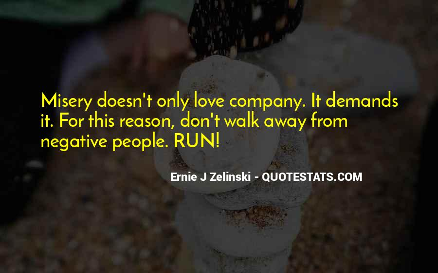 Quotes About Running Before You Can Walk #169389