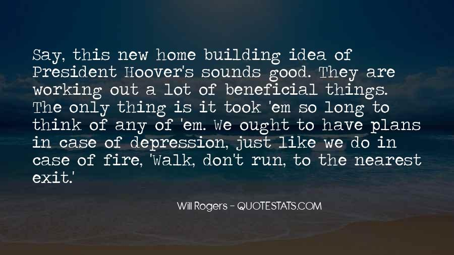 Quotes About Running Before You Can Walk #881394