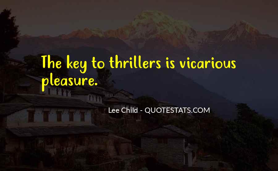 Quotes About Vicarious #1204564