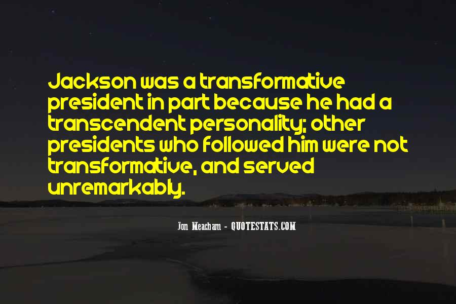 Quotes About Transcendent #275024
