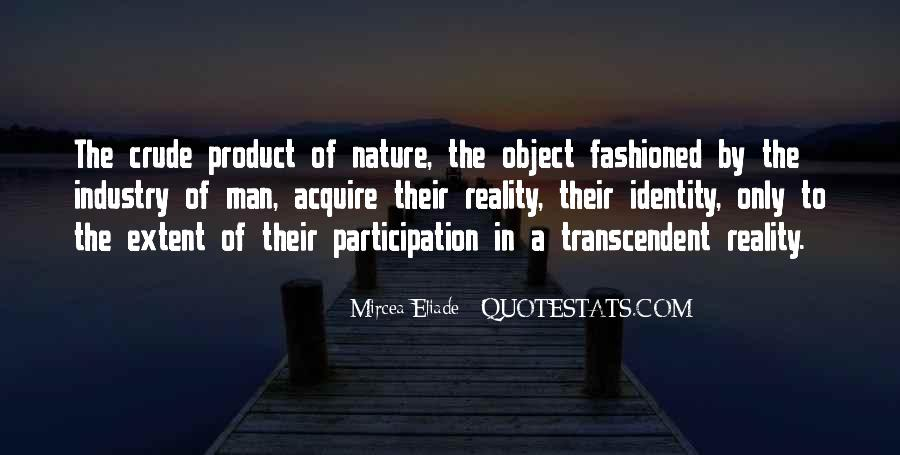 Quotes About Transcendent #279389
