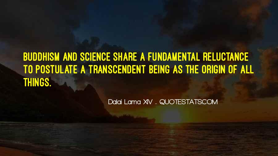 Quotes About Transcendent #346194