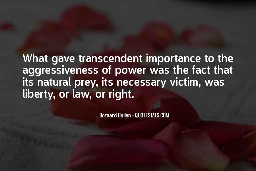 Quotes About Transcendent #479747