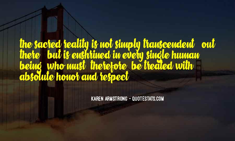Quotes About Transcendent #497322
