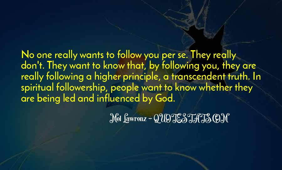 Quotes About Transcendent #577472