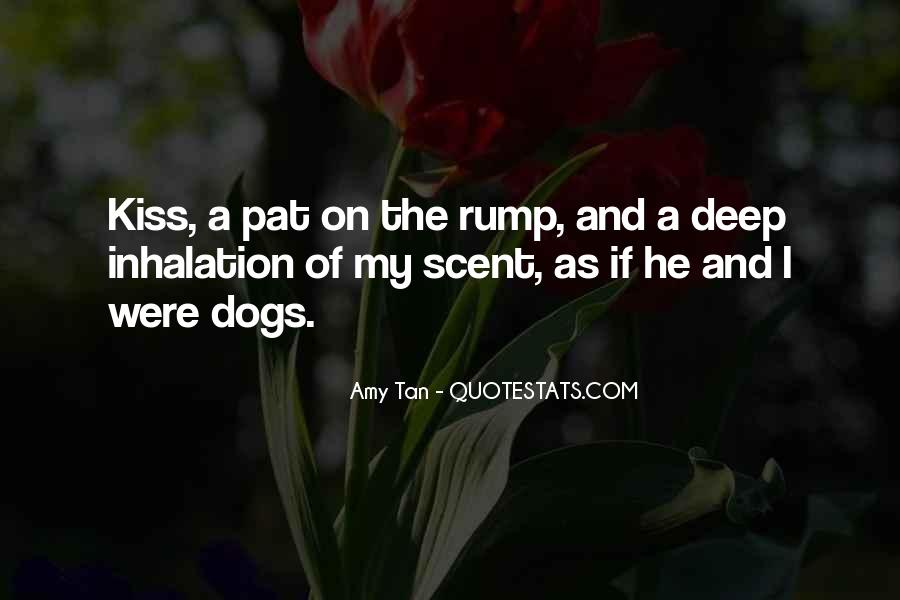 Quotes About Rump #854013