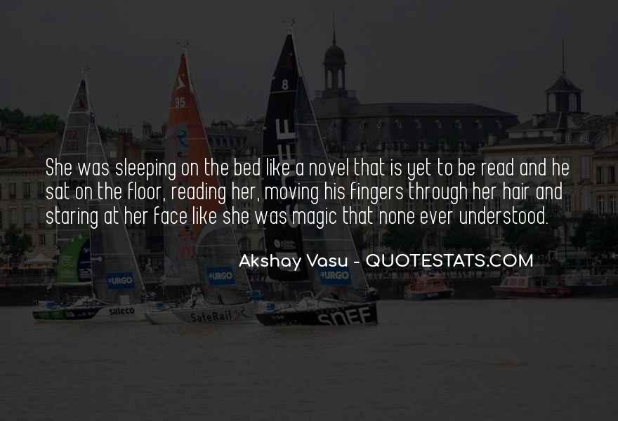 Quotes About Bed And Sleeping #1093787