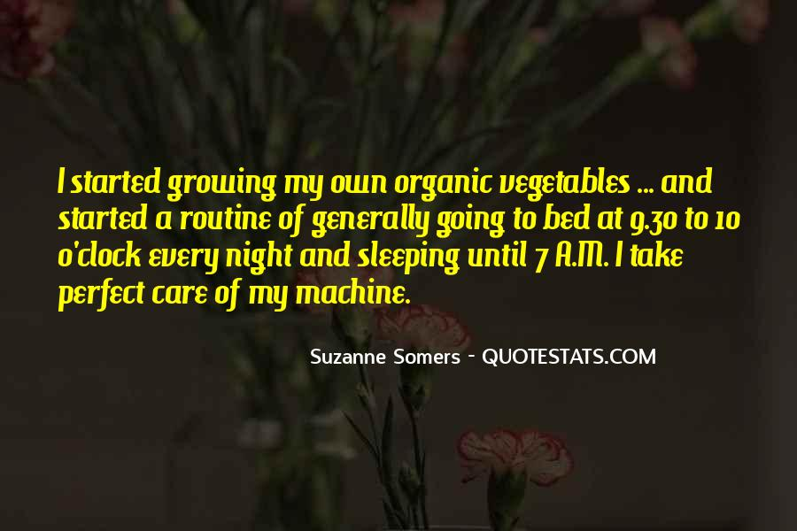 Quotes About Bed And Sleeping #1213276