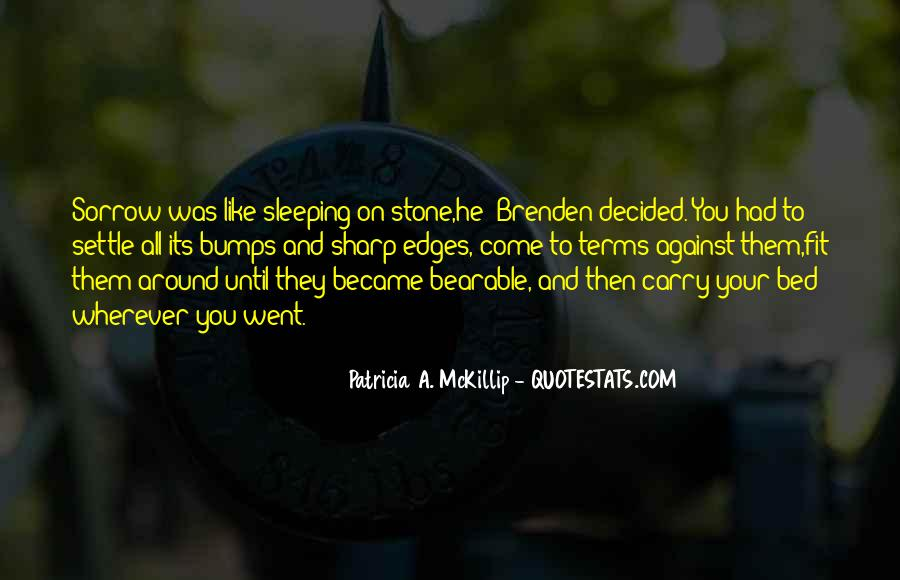 Quotes About Bed And Sleeping #1713000