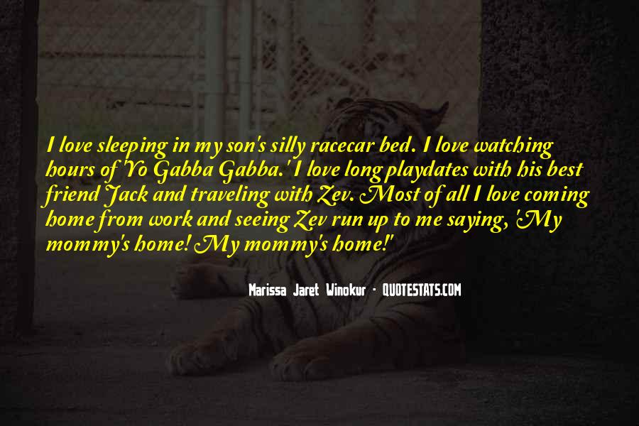 Quotes About Bed And Sleeping #1742960