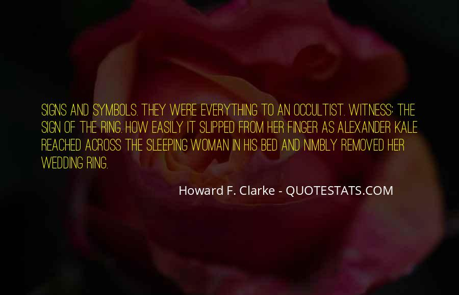 Quotes About Bed And Sleeping #193824