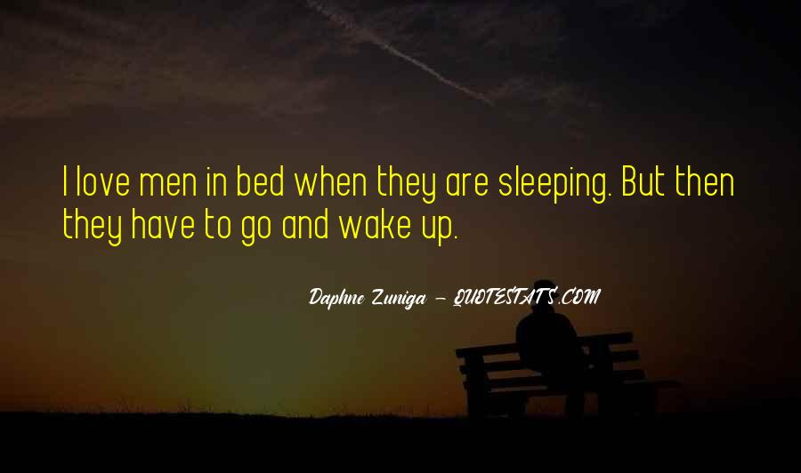 Quotes About Bed And Sleeping #471618