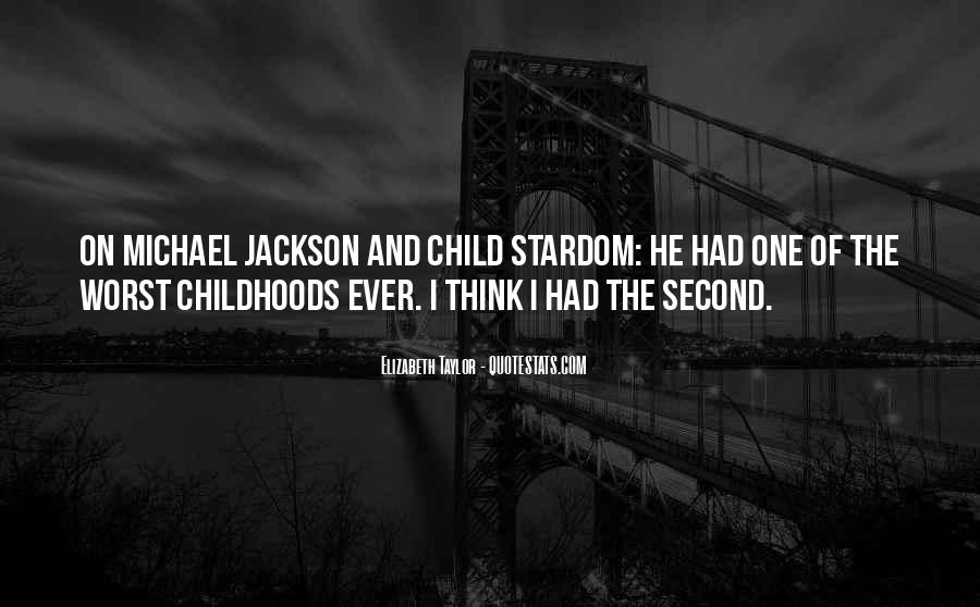 Quotes About Second Childhood #886952