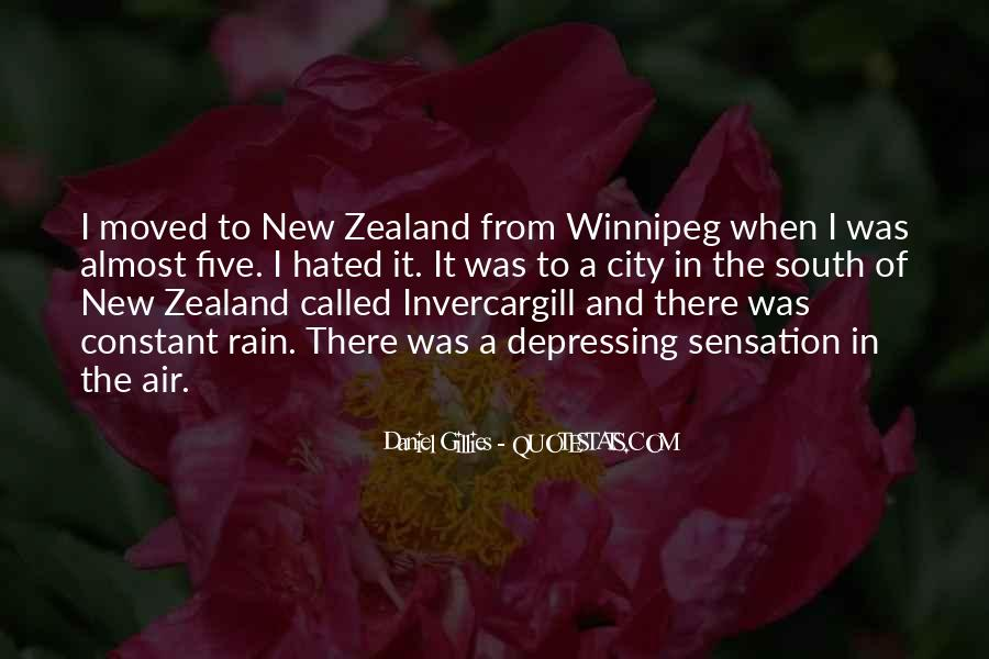 Quotes About Winnipeg #1132312