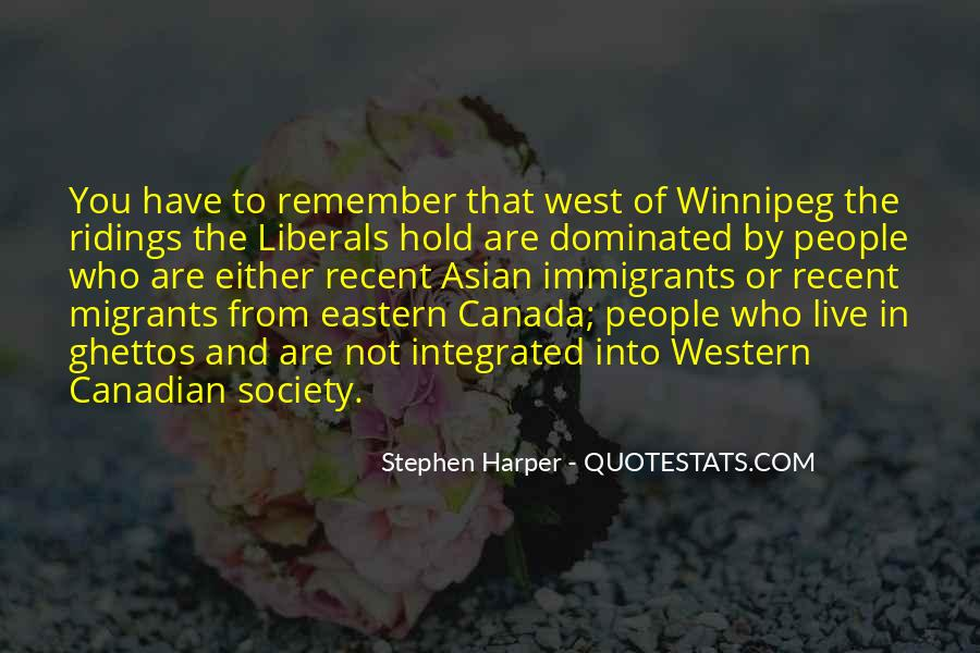 Quotes About Winnipeg #616215