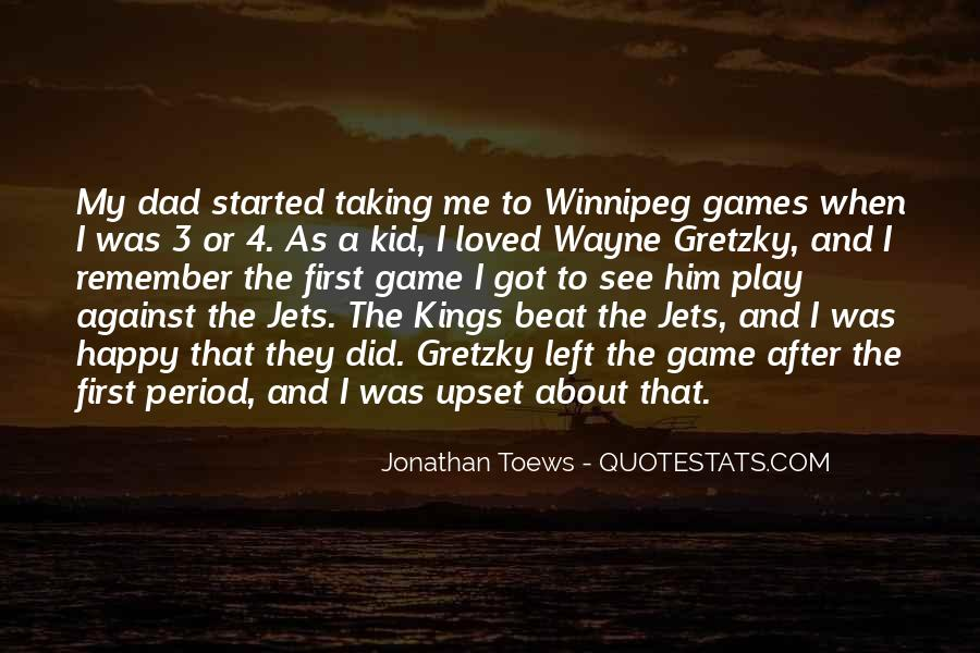 Quotes About Winnipeg #914358