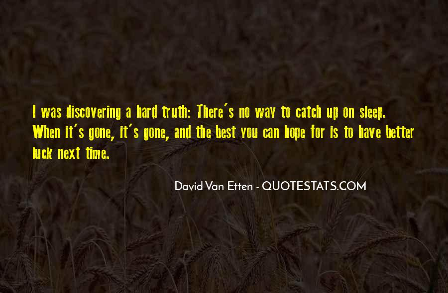 Quotes About No Time For You #12665