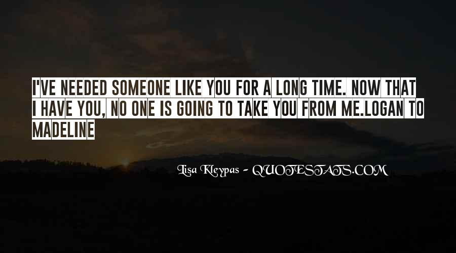 Quotes About No Time For You #46000