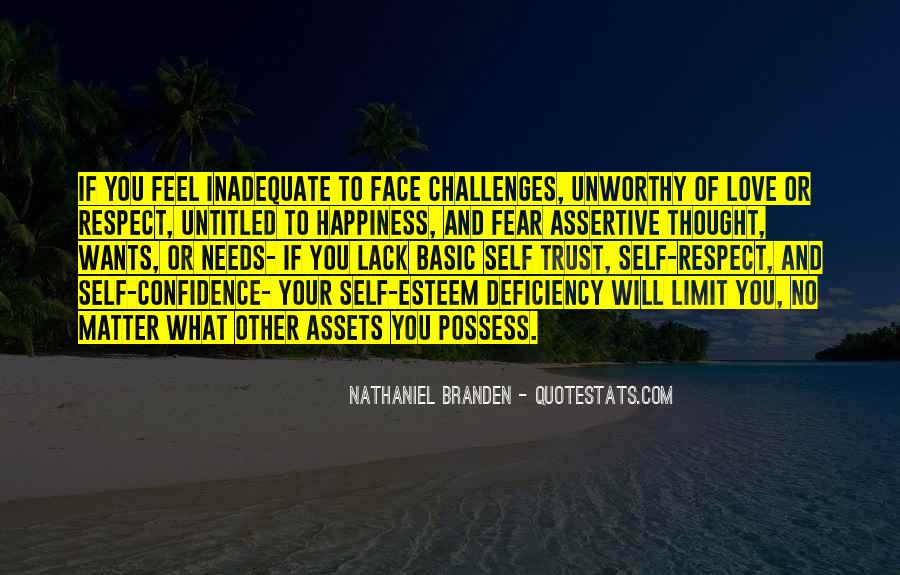 Quotes About Challenges And Fear #929927