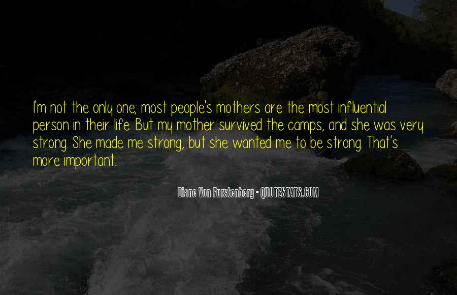 Quotes About The Most Important Person #542814
