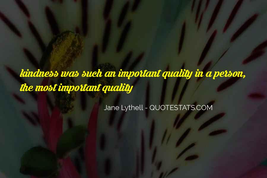 Quotes About The Most Important Person #68578