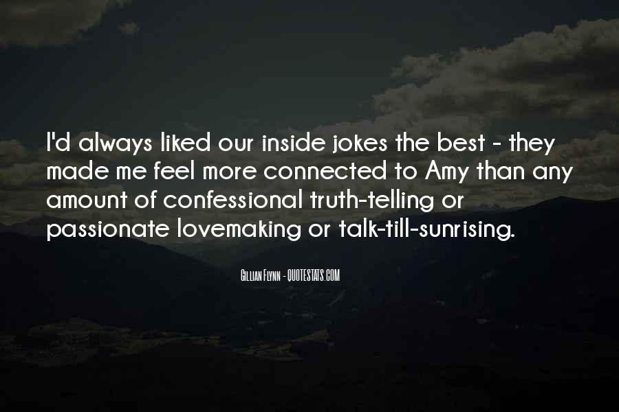 Quotes About Jokes And Truth #1216609