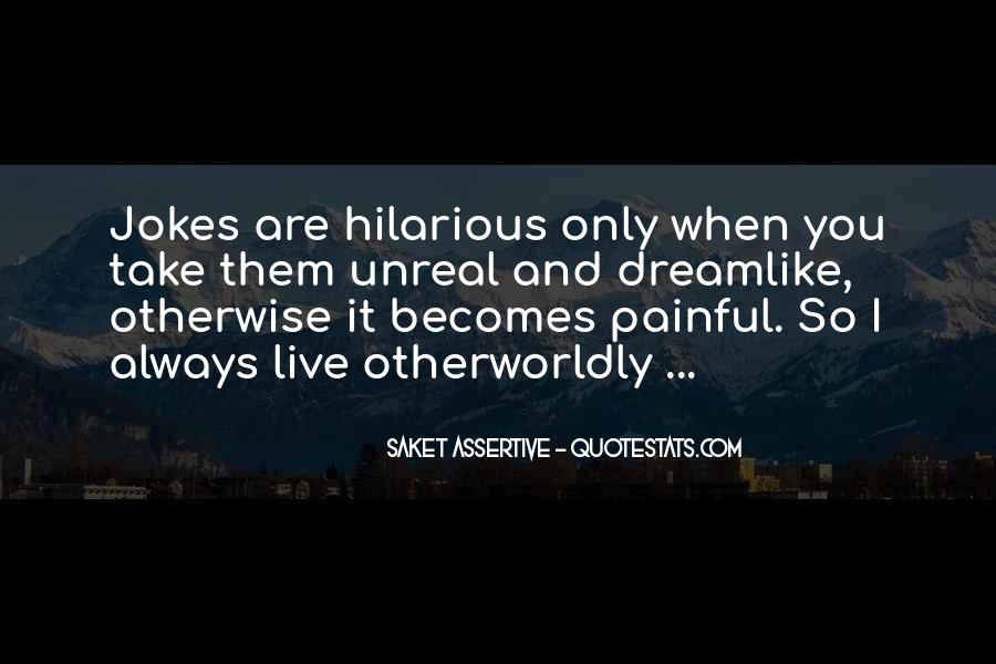 Quotes About Jokes And Truth #1409301