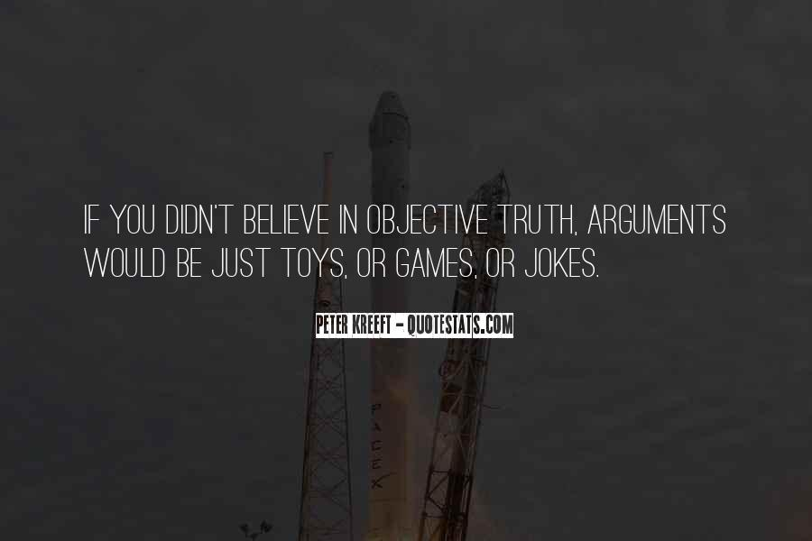 Quotes About Jokes And Truth #346599