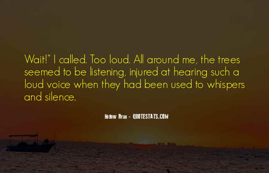 Quotes About Hearing The Voice Of God #1017399