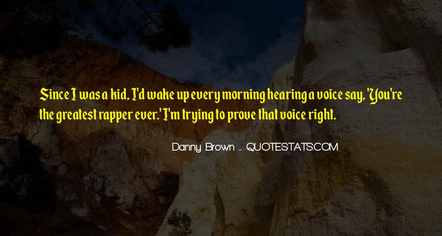 Quotes About Hearing The Voice Of God #1023263