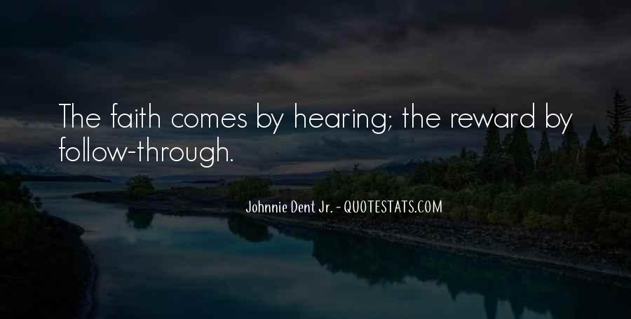 Quotes About Hearing The Voice Of God #1047724