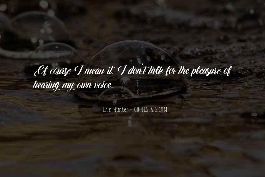 Quotes About Hearing The Voice Of God #1070062