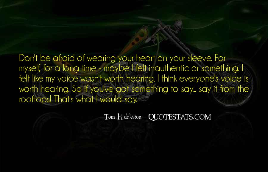 Quotes About Hearing The Voice Of God #148315