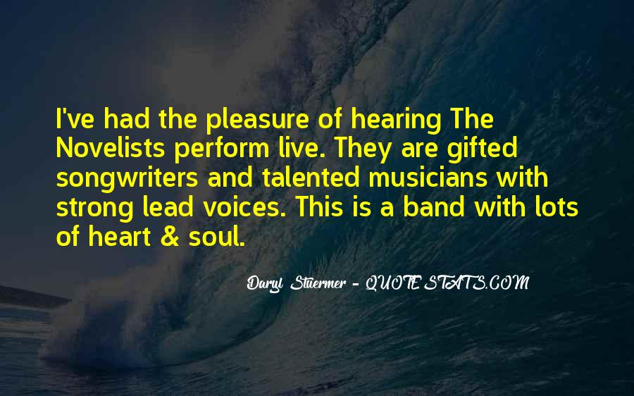 Quotes About Hearing The Voice Of God #617293