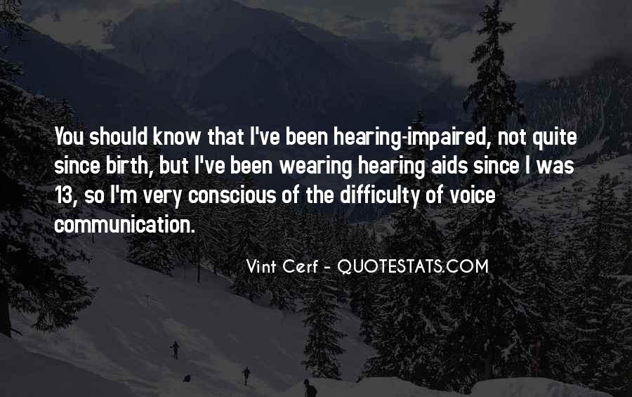 Quotes About Hearing The Voice Of God #929348