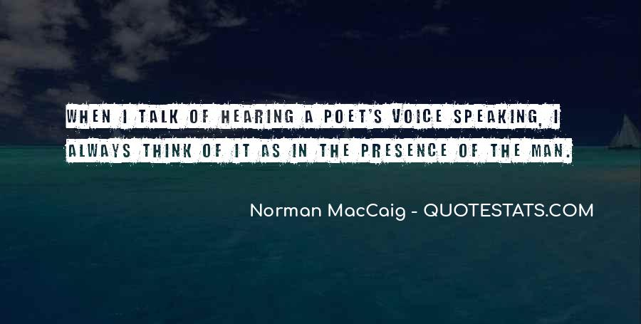 Quotes About Hearing The Voice Of God #939756