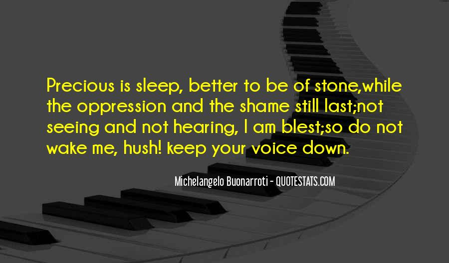 Quotes About Hearing The Voice Of God #984743