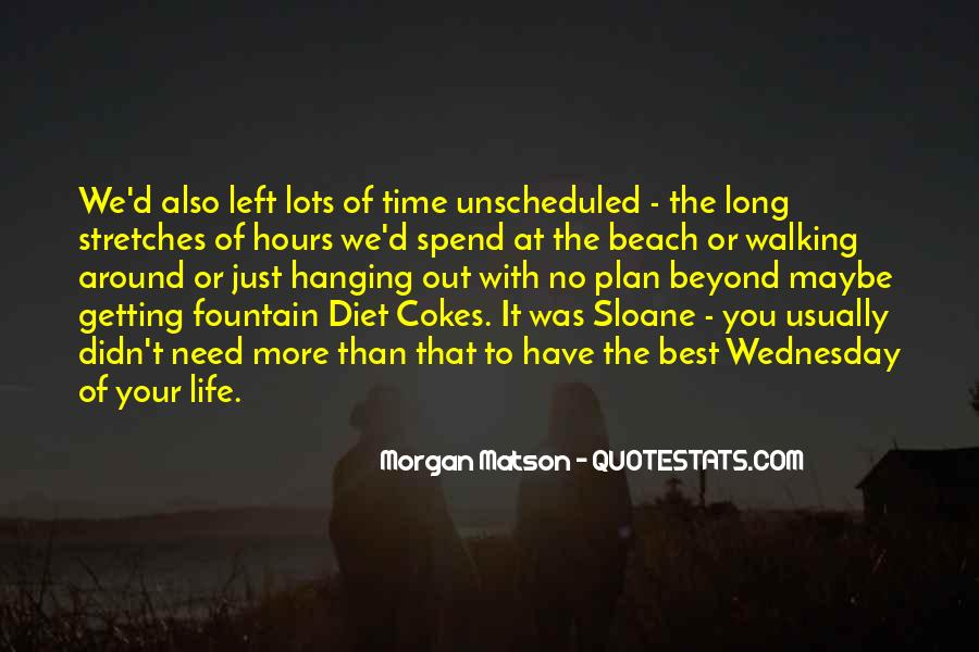 Quotes About The Time Of Your Life #201973
