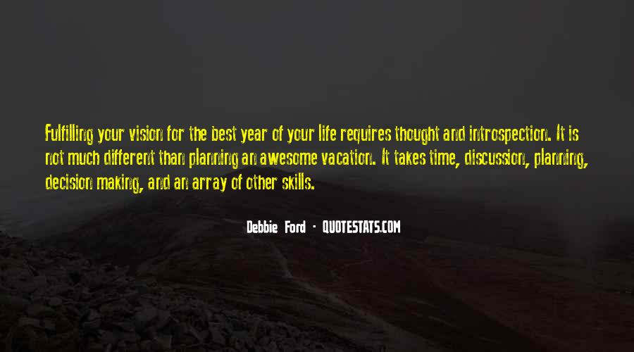 Quotes About The Time Of Your Life #204327